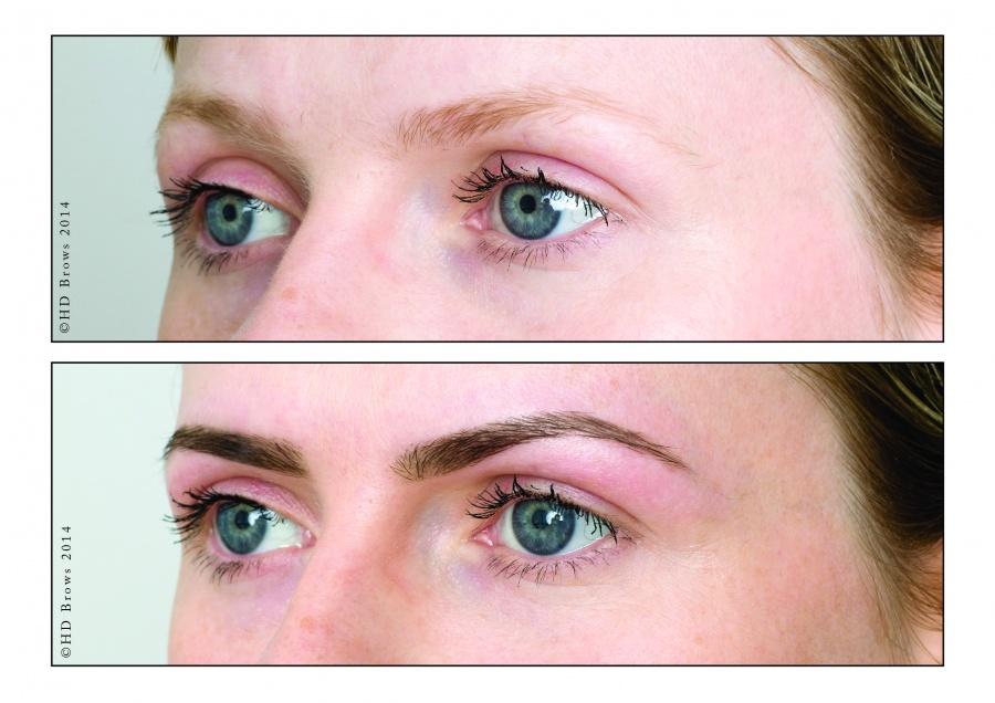 Rebecca Searle Makeup Artist Hd Brows